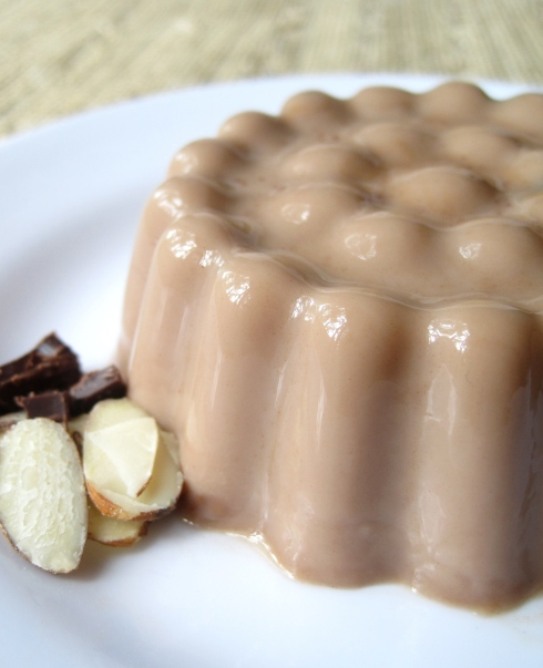 Chocolate Amaretto Panna Cotta – Recipe update! | The Modern ...